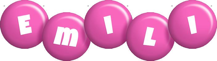Emili candy-pink logo