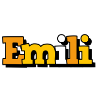 Emili cartoon logo