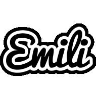 Emili chess logo