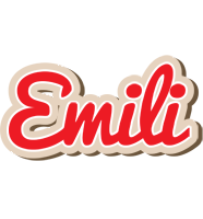 Emili chocolate logo