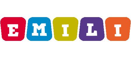 Emili daycare logo