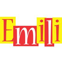 Emili errors logo