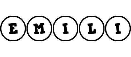 Emili handy logo