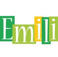 Emili lemonade logo