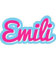 Emili popstar logo