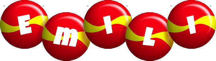 Emili spain logo