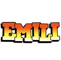 Emili sunset logo