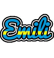 Emili sweden logo