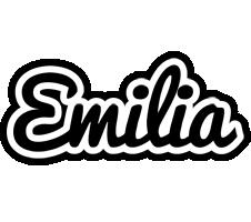 Emilia chess logo