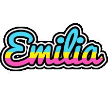 Emilia circus logo