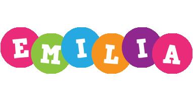 Emilia friends logo