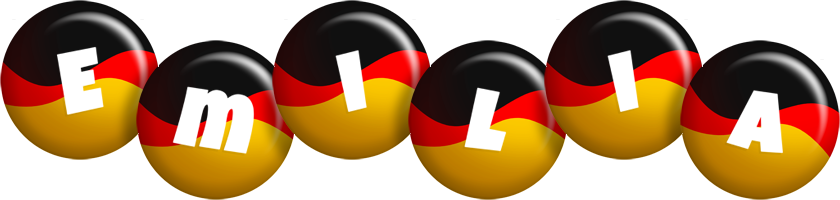 Emilia german logo