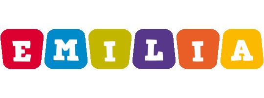Emilia kiddo logo