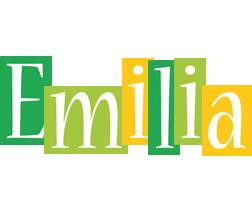 Emilia lemonade logo