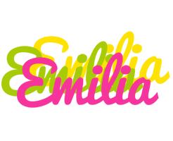 Emilia sweets logo