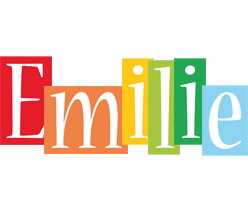 Emilie colors logo