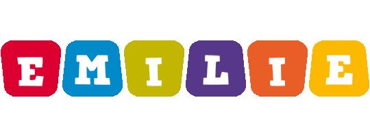 Emilie daycare logo