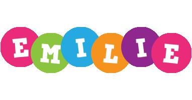 Emilie friends logo