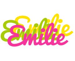Emilie sweets logo