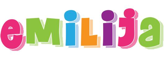 Emilija friday logo