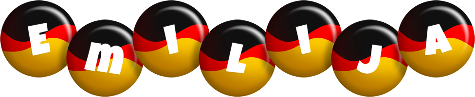 Emilija german logo