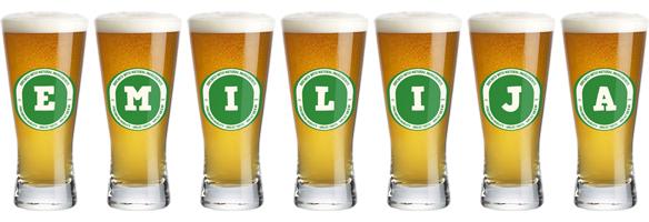 Emilija lager logo