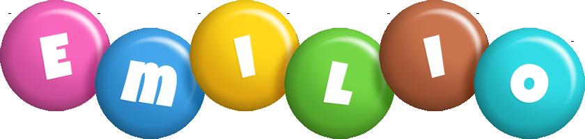 Emilio candy logo
