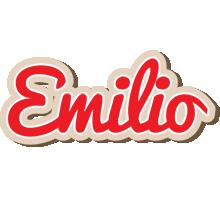 Emilio chocolate logo