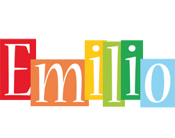 Emilio colors logo