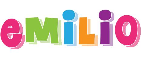 Emilio friday logo