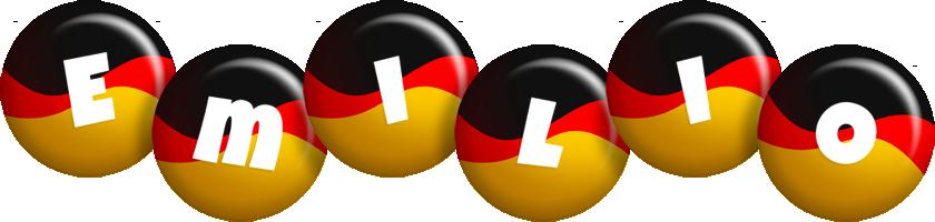 Emilio german logo