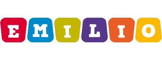 Emilio kiddo logo