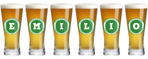 Emilio lager logo