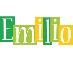 Emilio lemonade logo