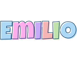 Emilio pastel logo