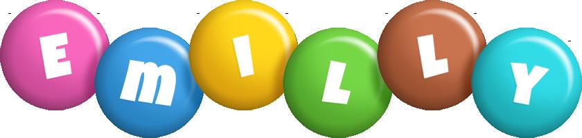 Emilly candy logo