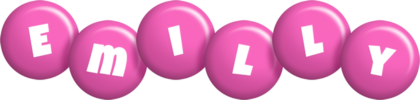 Emilly candy-pink logo