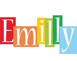 Emilly colors logo