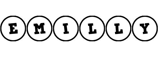 Emilly handy logo