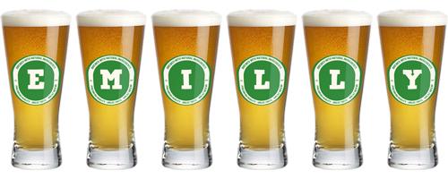 Emilly lager logo