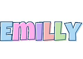 Emilly pastel logo