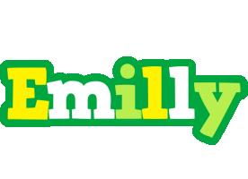 Emilly soccer logo
