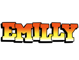 Emilly sunset logo