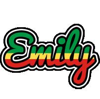 Emily african logo