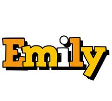Emily Logo   Name Logo Generator - Popstar, Love Panda ...