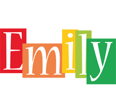 Emily colors logo