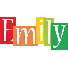 Emily colors logo