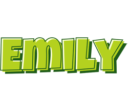 Emily summer logo