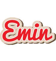 Emin chocolate logo