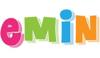 Emin friday logo